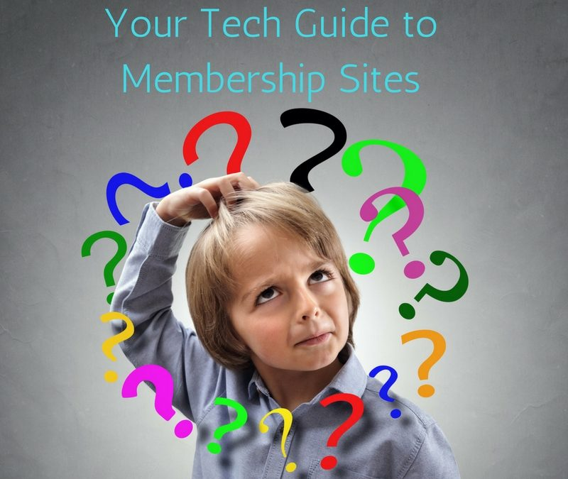 How Do I Choose the Right Tech Solutions for My Membership Site?