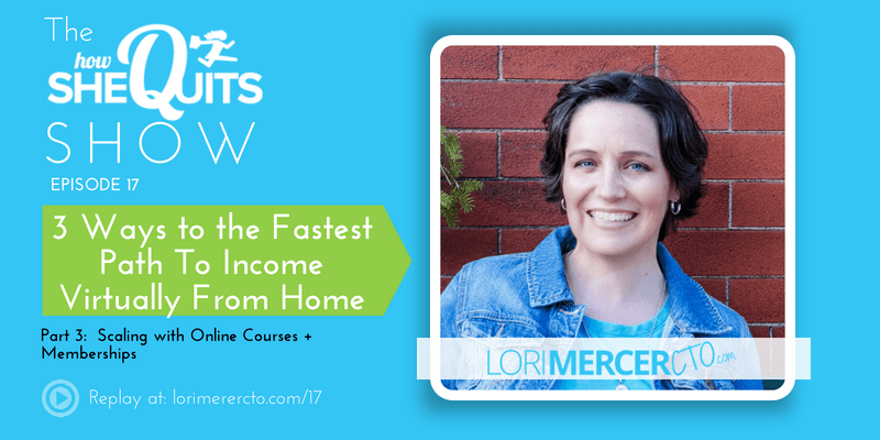 Part 3: 3 Ways to the Fastest Path to Income Virtually From Home