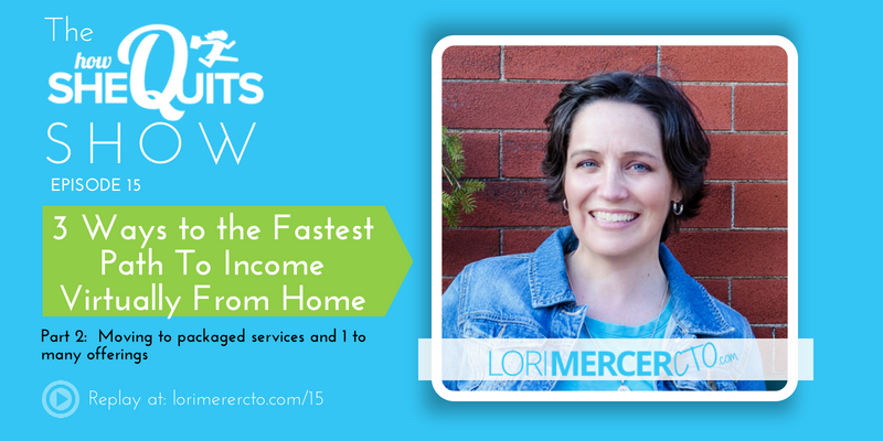 Part 2: 3 Ways to the Fastest Path To Income Virtually From Home