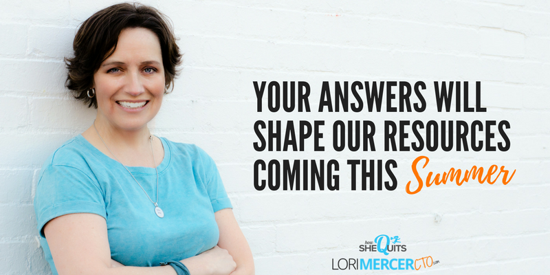 Your Answers Will Shape Our Resources Coming This Summer